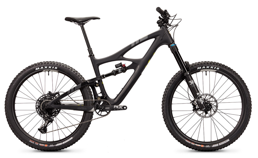 IBIS Mojo HD5 v kitu DEORE 12 Speed