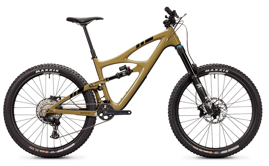 IBIS Mojo HD5 v kitu SLX 12 Speed