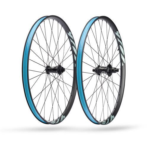 IBIS 742 Carbon Wheelset - Industry 9 hubs